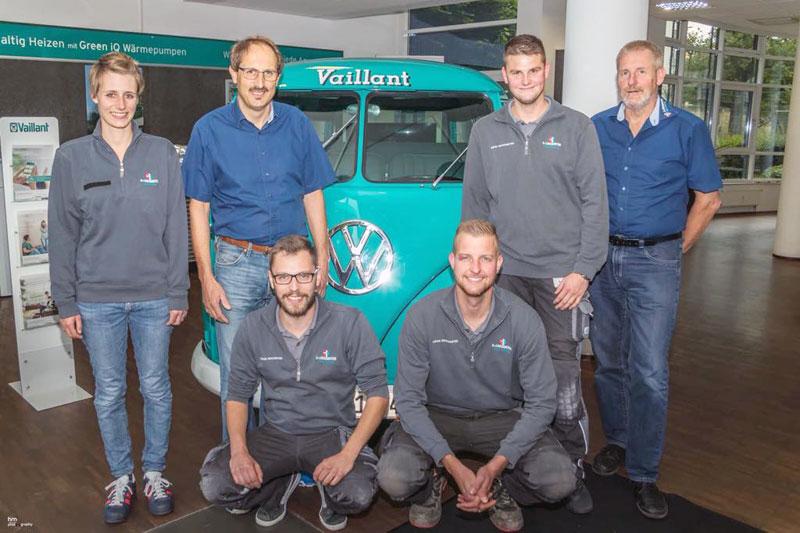 Rockenstein Sanitär Stuttgart Mitarbeiter Texm